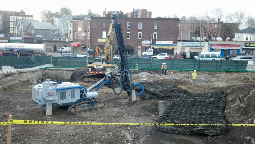 Upham's Corner Revitalization & St. Kevins Residential