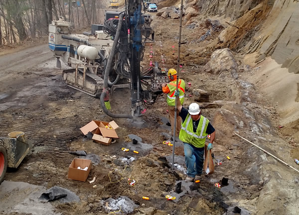 Roadway Reconstruction – Montague, MA