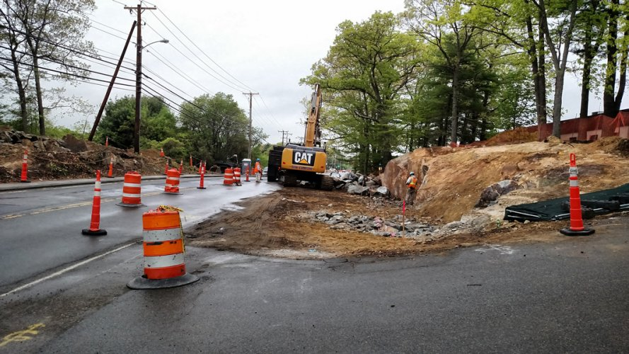 Road Widening – Beverly, MA