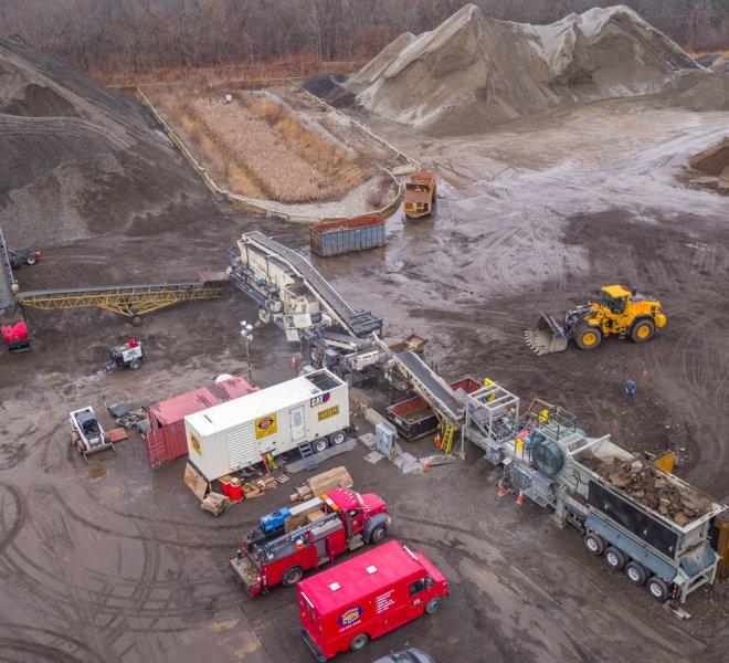 Brockton Crushing