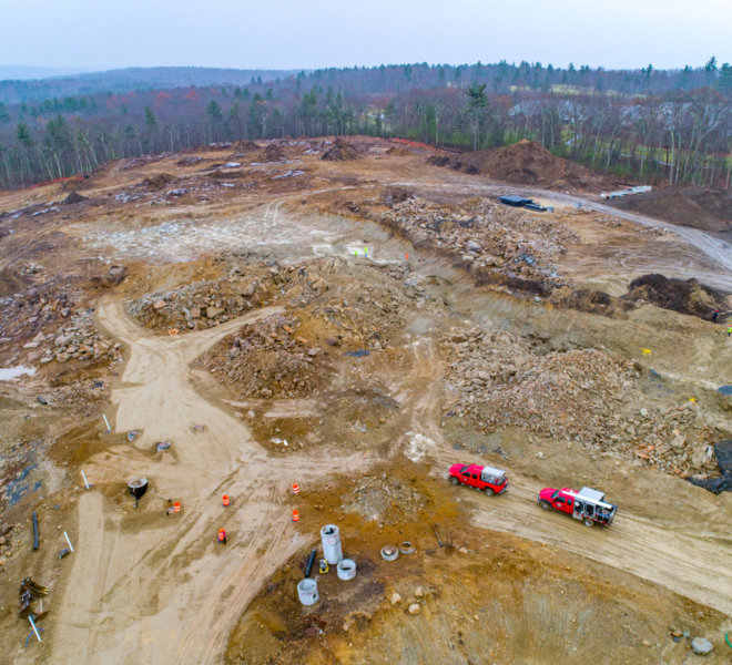 Baystate Blasting - Upton MA. Photo by Photoflight Aerial Media