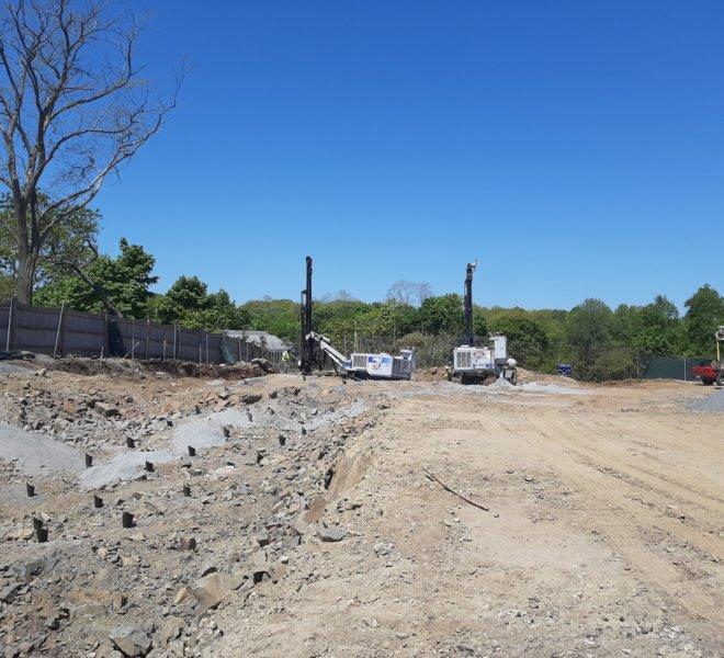 Marblehead, MA - Drilling