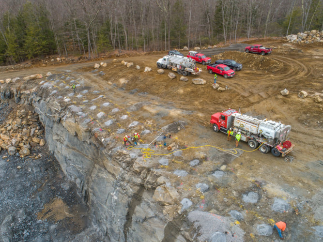 Mountaintop Quarry – Torrington, CT